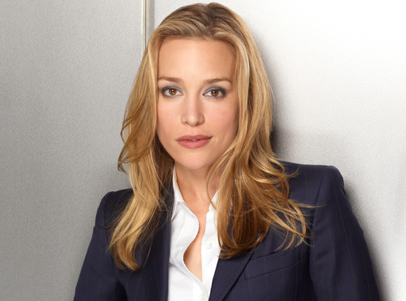 At the heart of things, though, is Piper Perabo, as Annie Walker, ...