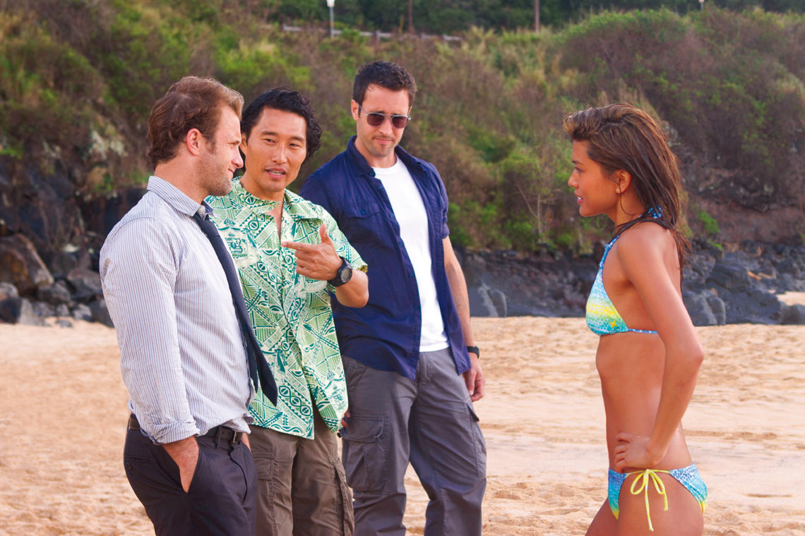 Hawaii Five-O Cast Grace Park