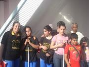 Toda turma que foi na Feira de Porto Alegre em 2008