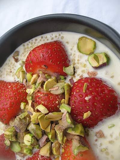Quinoa Pudding | Lisa's Kitchen | Vegetarian Recipes | Cooking Hints ...