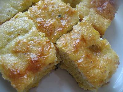 Johnny Cake Recipe