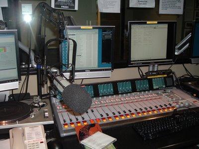 Darwinfish 2 radio days for The fish radio station
