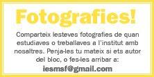 Envia'ns les teves fotos!