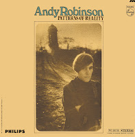 Andy Robinson - Patterns Of Reality (1968)