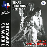 Moving Sidewalks - ZZ's Houston Roots [Texas Rockmusic Heritage] (1967-69)