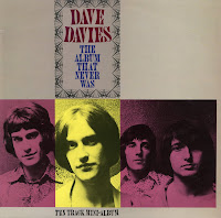 Dave Davies - The Album That Never Was (1967-69)