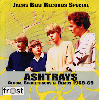 Ashtrays - Album, Singletracks & Demos (1965-69)