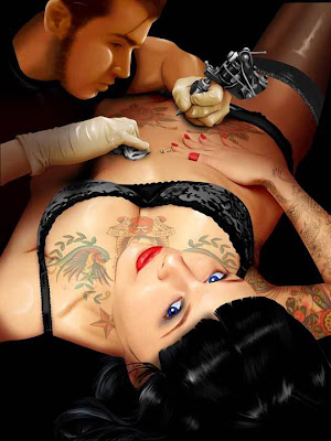 be around and tattooed by women all over the globe in years to come yet.