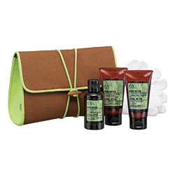 The Body Shop Wellbeing Starter Kit - Pure Detox