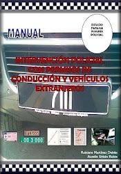 MANUAL DE INTERVENCIÓN POLICIAL CON PERMISOS DE CONDUCCIÓN Y VEHÍCULOS EXTRANJEROS