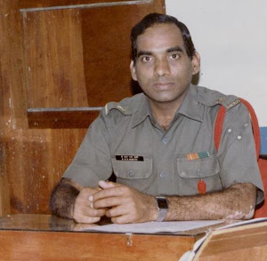 Major ESN Murthy