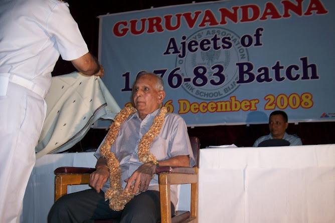 Guruvandana to GDK