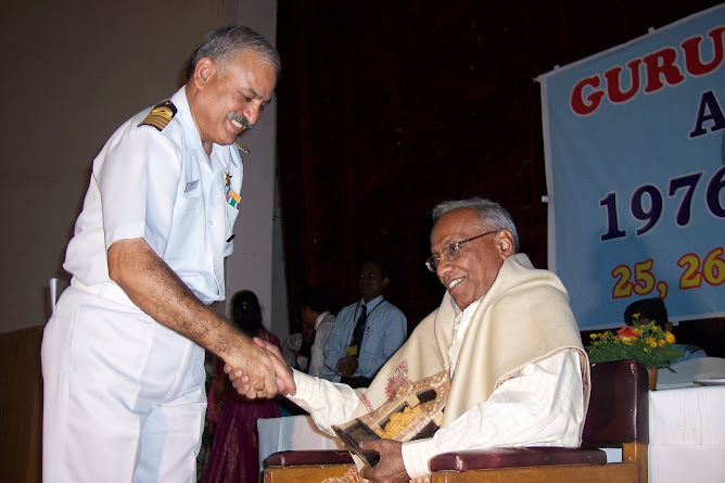Guruvandana to TGS