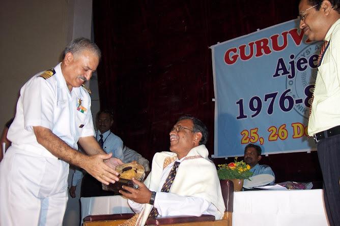 Guruvandana to SMM