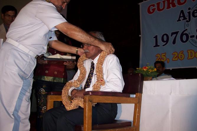Guruvandana to CYB