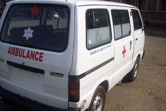 The New Ambulance
