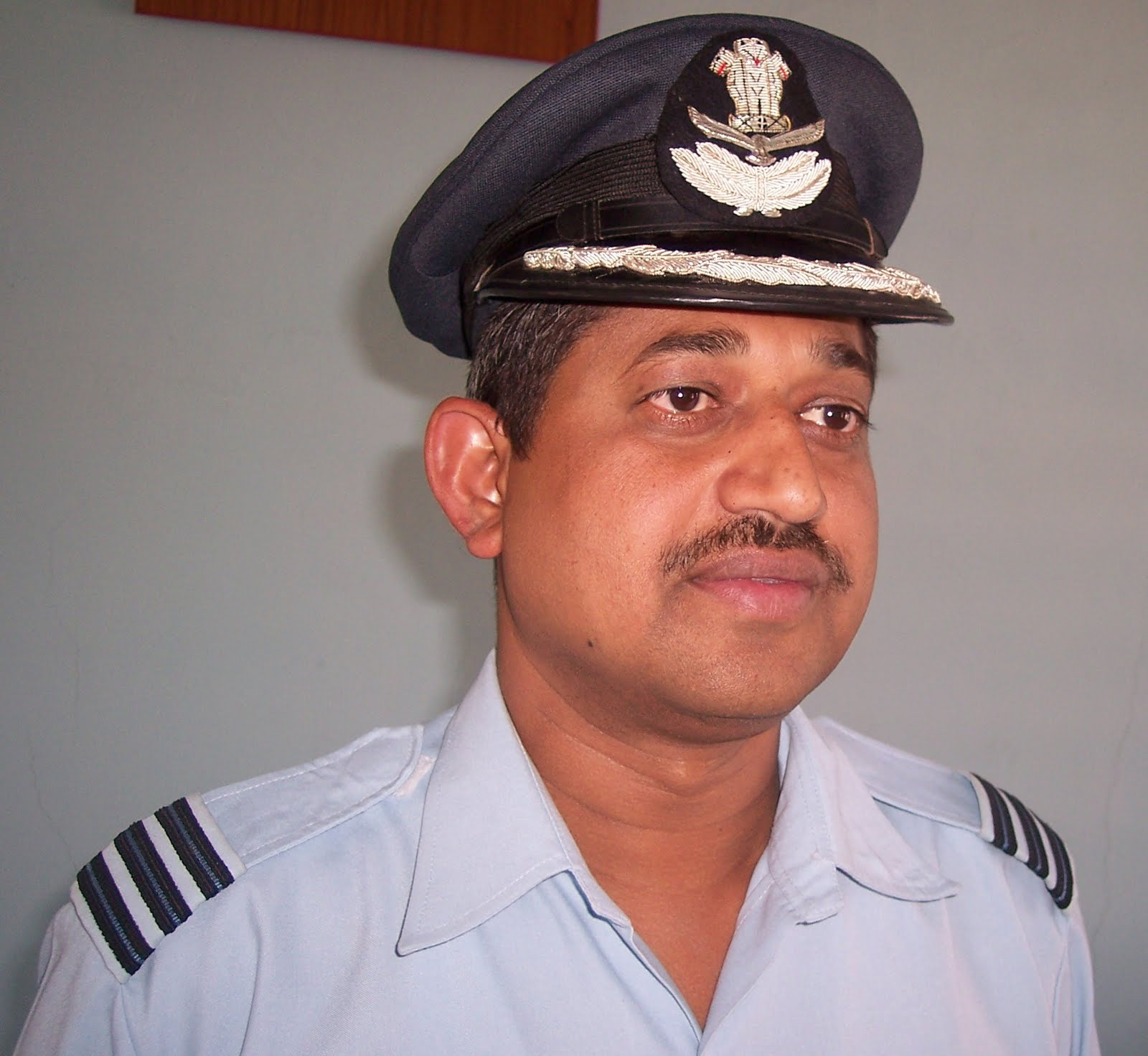 Wd Cdr RK Prasad Head Master