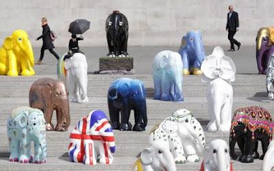 Elephant Parade - London 2010