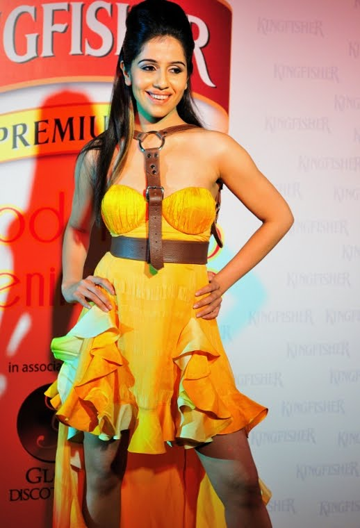  - Kingfisher Fashion Show Pics