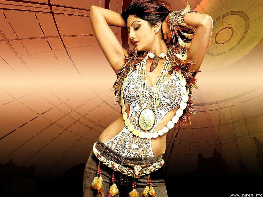Shilpa Shetty - Shilpa Shetty Hot Wallpapers