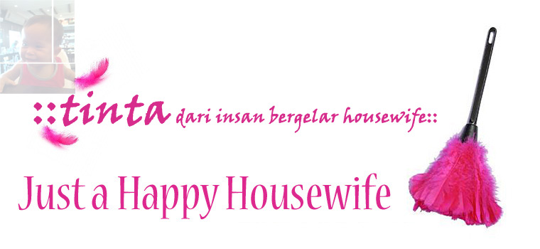 :: TINTA dari insan bergelar housewife ::