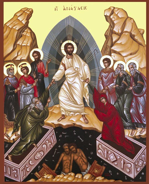 jesus resurrection easter. Jesus#39; resurrection from the