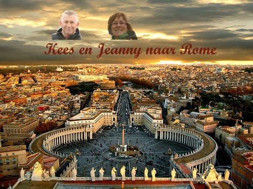 Fietstocht Rome en Venetië 2010