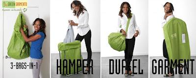 Green Garmento Bag, $7 @thegreengarmento.com
