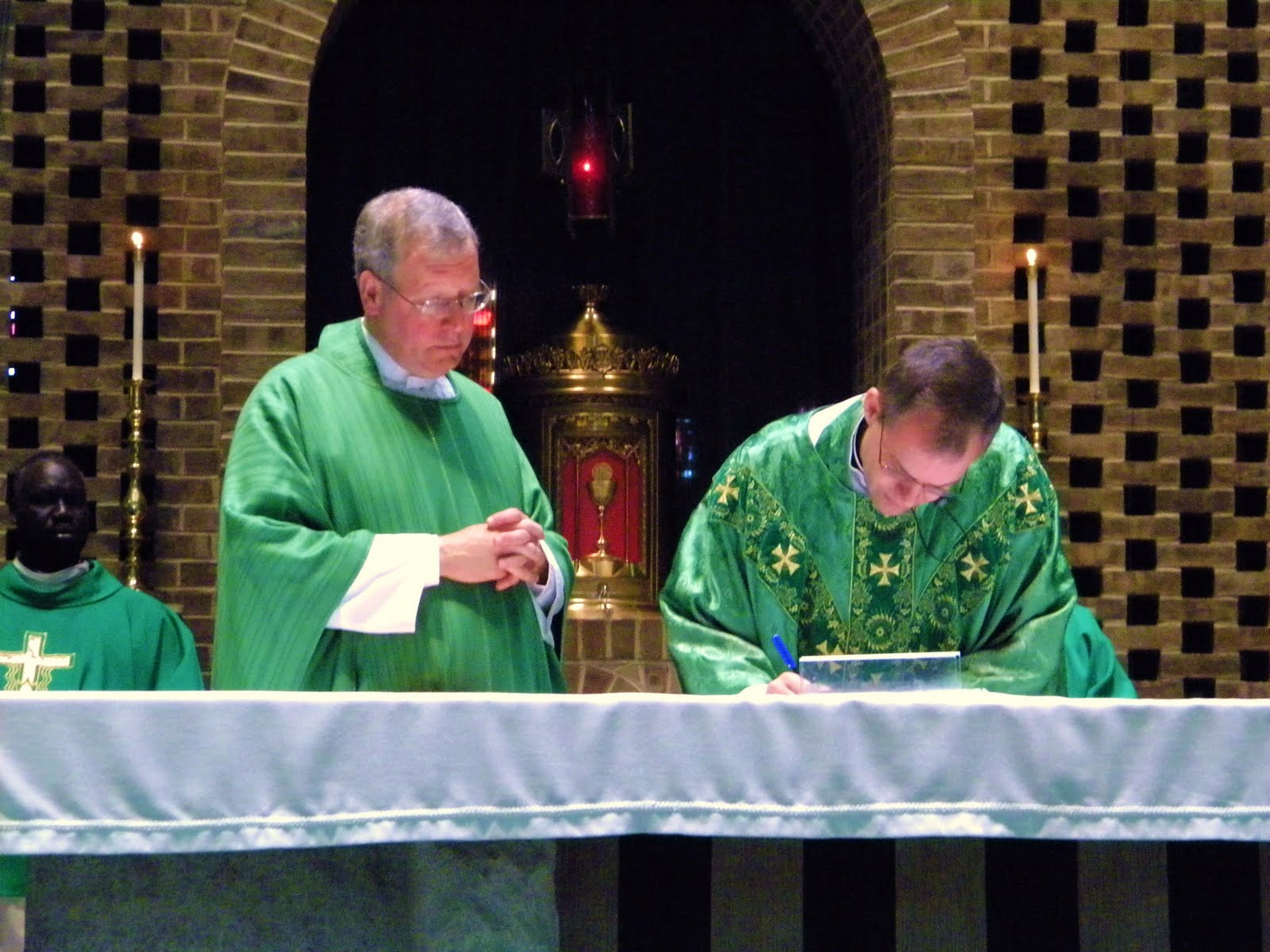 Installation of Fr. Kevin B. Walsh as Pastor of St. Anthony of Padua