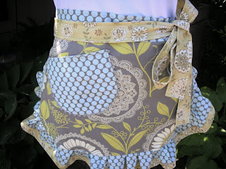 Etsy, Annies Attic, anne butler apron, finders keepers, etsy blog