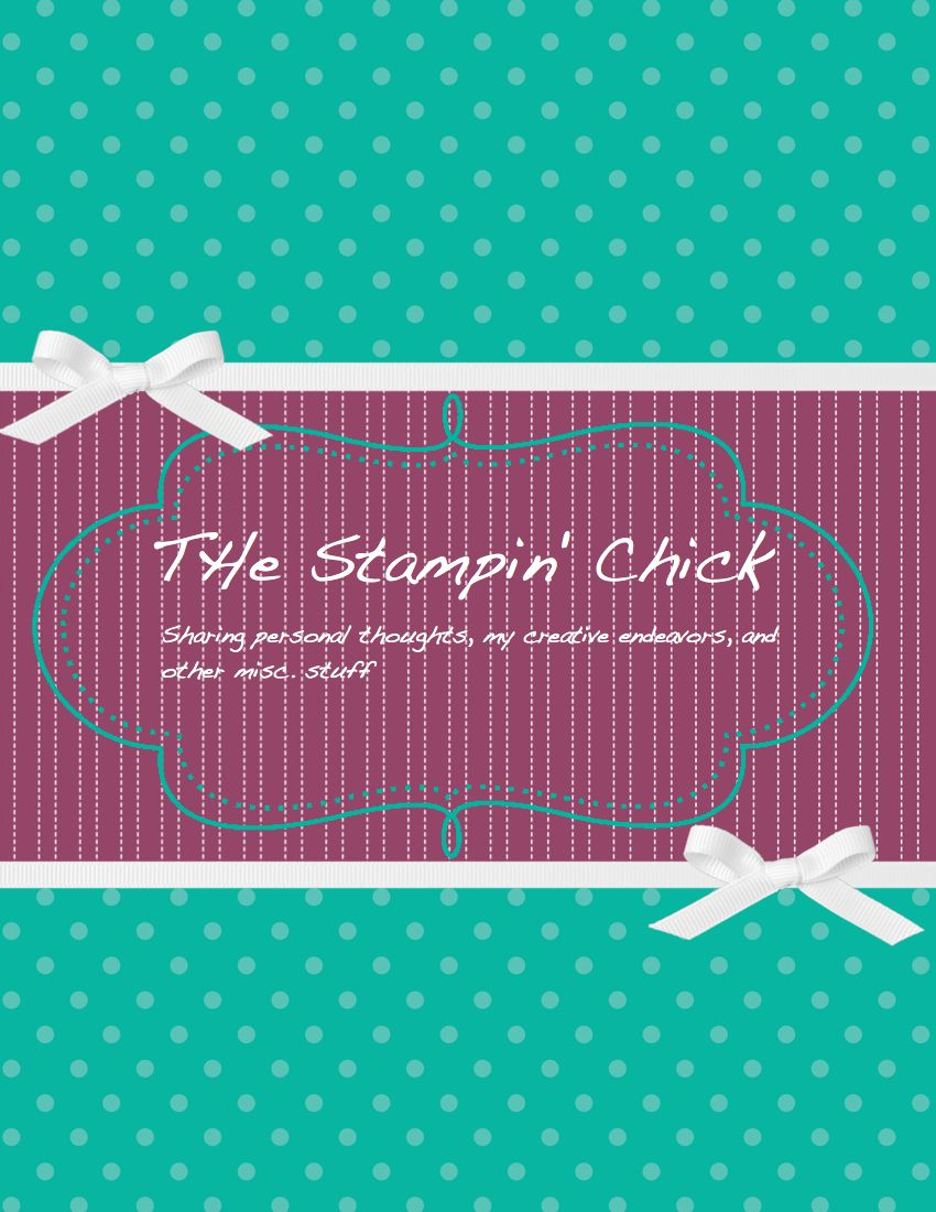The Stamping Chick