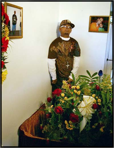 Tupac Funeral Pictures Posted in picture of the week