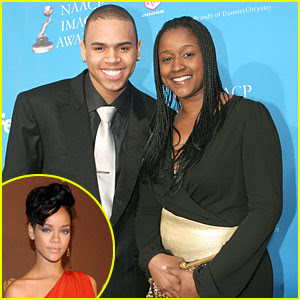 Chris Brown Sister on Rumor  Chris Brown   S Mystery Woman Is Allegedly His Manager  Tina