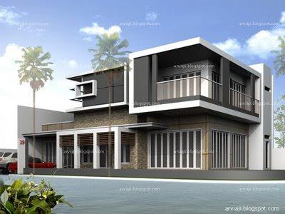 Desain Rumah Minimalis | Minimalist Design | Blog Dillah
