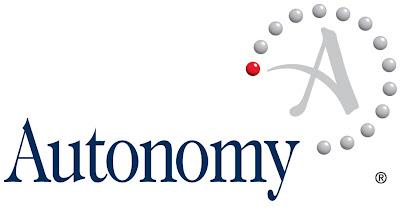 Spurs announce new £20M Sponsorship deal Autonomy-logo
