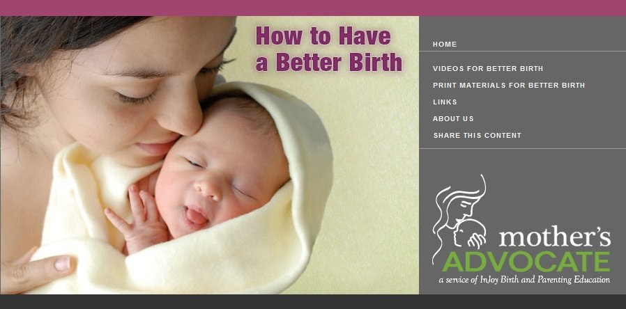 Stand and Deliver: Mother's Advocate: 6 Steps to a Safer Birth