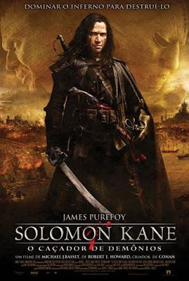 Filme Poster Solomon Kane BRRip 720p RMVB Legendado
