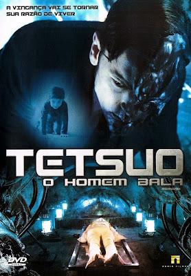 Tetsuo – O Homem Bala Dublado