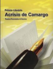 Prêmio Acrísio de Camargo 2009 - Indaiatuba