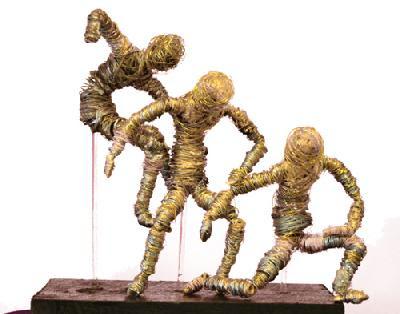 Futurist Sculpture