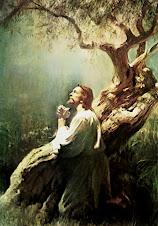 Alli Jesús pensaba en ti, en tu sufrimiento y por eso aceptó morir por ti y por mi