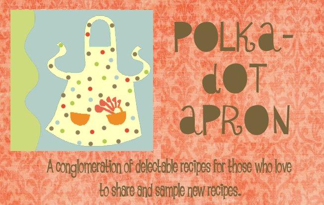 Polka-Dot Apron
