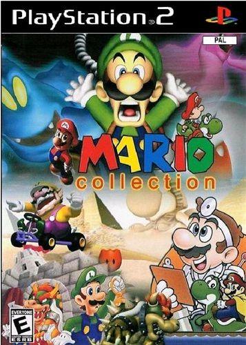 Digo Games: Super Mario Collection (PS2)