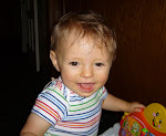 Ben was born October 19, 2007.  He wears a HA in his left ear and a CI in his right.