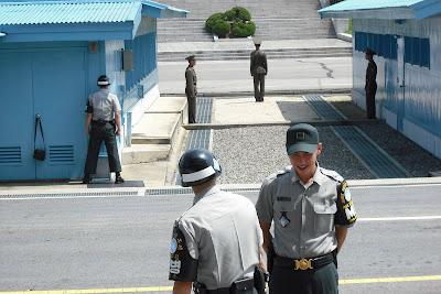 grens noord korea zuid korea