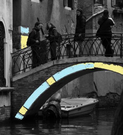 Il ponte cosciente