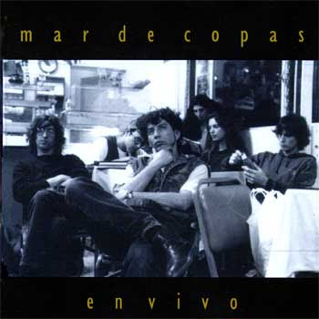 Mar de Copas - En Vivo CD