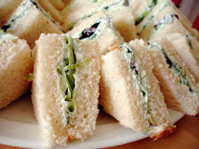 Benedictine Sandwiches Recipe