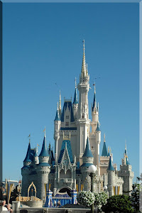 "Cinderella""s Castle at Magic Kingdom"
