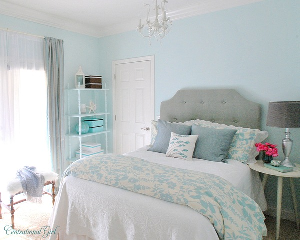 gallery for light turquoise paint for bedroom